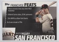 Buster Posey [EXtoNM]