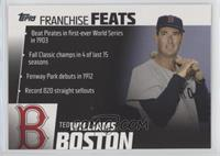 Ted Williams [EX to NM]