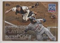 Buster Posey #46/50