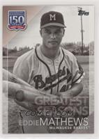 Eddie Mathews [EX to NM]