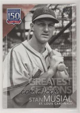 2019 Topps - Greatest Seasons #GS-20 - Stan Musial