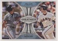 Will Clark, Buster Posey