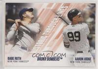 Aaron Judge, Babe Ruth