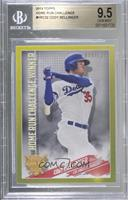 Cody Bellinger [BGS 9.5 GEM MINT] #/121