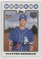 Clayton Kershaw /150