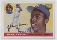 Hank Aaron #/150