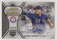 Jeffrey Springs /150