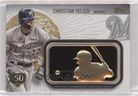Christian Yelich /150