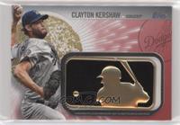 Clayton Kershaw #/25