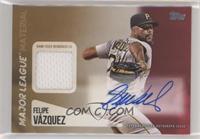 Felipe Vázquez #/25