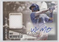 Whit Merrifield /50