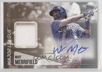 Whit Merrifield #/50