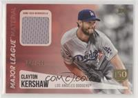 Clayton Kershaw #/150