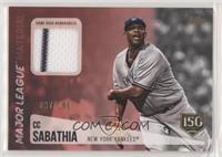 CC Sabathia /150