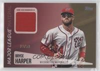 Bryce Harper #/50