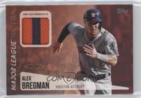 Alex Bregman #/25