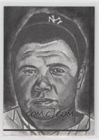 Babe Ruth (Juan Rosales) #/1
