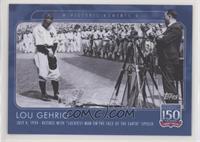 Lou Gehrig #/1,005