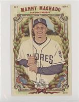 Manny Machado #/65
