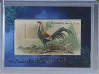 1891 Fifty Prize & Game Chickens N20 #/1