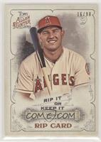 Mike Trout #16/90