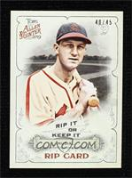 Stan Musial #/45