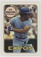Ken Singleton #/99