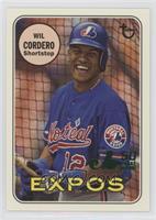 Wil Cordero #/99