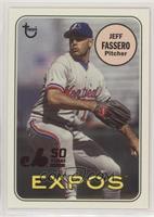 Jeff Fassero #/10
