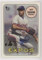 Jeff Fassero #/50