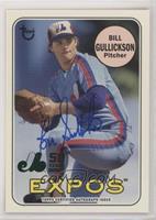 Bill Gullickson #/99