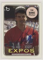 Tim Burke