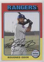 1975 Design - Rougned Odor #/25