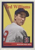 1958 Design - Ted Williams #/175