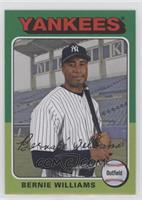 1975 Design - Bernie Williams