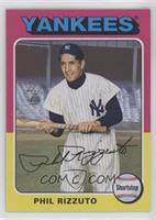 1975 Design - Phil Rizzuto