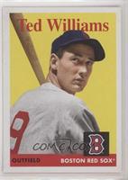 1958 Design - Ted Williams