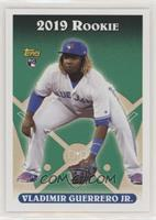 High Number 1993 Rookies Design - Vladimir Guerrero Jr.