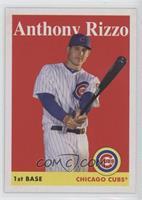 1958 Design - Anthony Rizzo