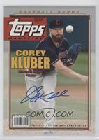 Corey Kluber #/150