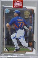 Brandon Nimmo (2015 Bowman Chrome - Prospects) /32 [Buy Back]