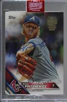 Mike Foltynewicz (2016 Topps Opening Day) /99 [Buy Back]