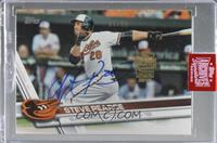 Steve Pearce (2017 Topps) /99 [Buy Back]