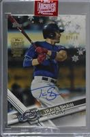 Travis Shaw (2017 Topps Holiday) /10 [BuyBack]