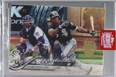 2019 Topps Archives Signature Edition Buybacks - [Base] #18T-252 - Tim Anderson (2018 Topps) /95 [Buy Back]