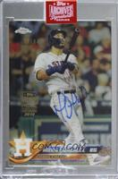 Marwin Gonzalez (2018 Topps Chrome) /84 [Buy Back]