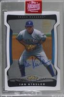 Ian Kinsler [Buy Back] #/1