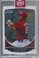 Dylan Cozens (2013 Bowman Chrome Prospects) [BuyBack] #/25