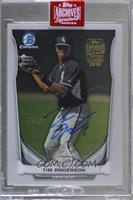Tim Anderson (2014 Bowman Chrome Top Prospects) [Buy Back] #/99