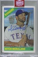 Mitch Moreland (2015 Topps Heritage High Number) [Buy Back] #/99